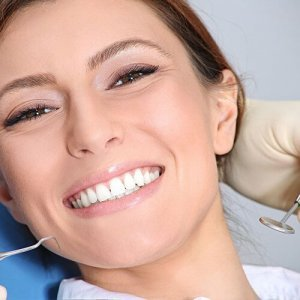 Deep scale and polish with Dental Pods Peterborough